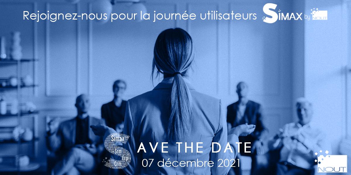 Rejoignez-nous lors de la journée utilisateurs le 7 décembre 2021