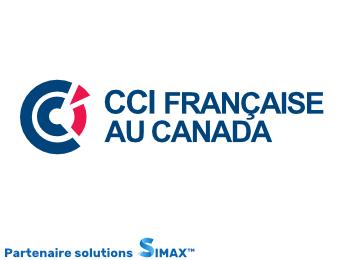 SIMAX ERP CRM No code - Partenaire NOUT - CCI Française au Canada