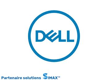 DELL - partenaire informatique solution de gestion ERP CRM SIMAX
