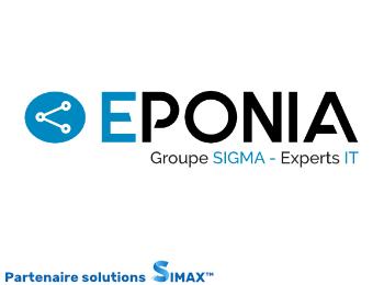 SIMAX ERP CRM by NOUT Software - intégrateur solution Eponia informatique