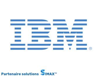 IBM est un partenaire informatique de SIMAX ERP CRM par NOUT