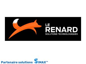 Partenaire Intégrateur LE RENARD Solutions Technologiques - SIMAX ERP CRM Canada