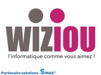 Wiziou est un des intégrateurs de la solution no code SIMAX ERP CRM